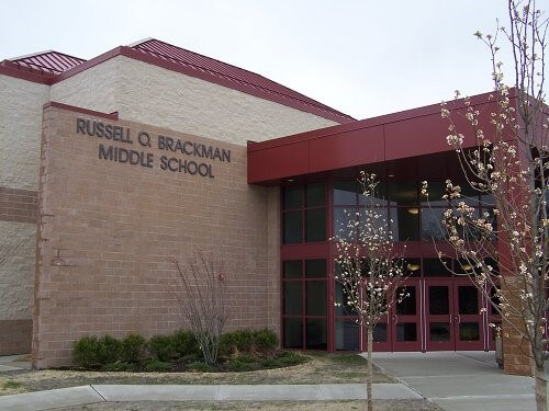 Russell O. Brackman Middle School