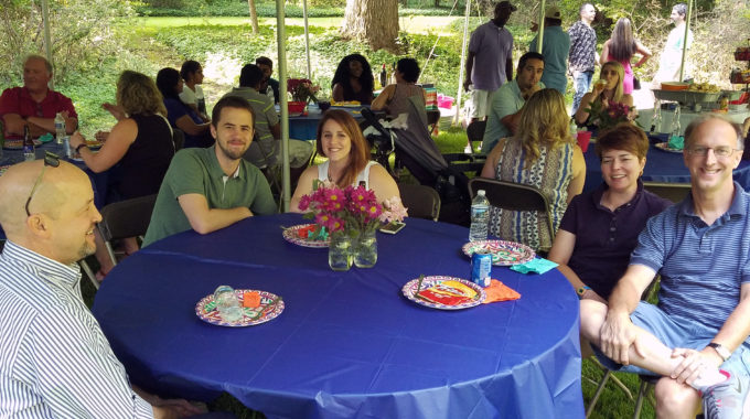 Snapshots From The Annual Cofone Summer BBQ!