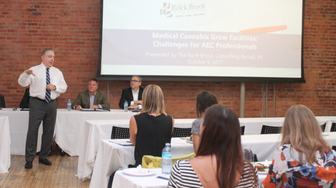 Rock Brook Hosts Medical Cannabis Grow Facility Forum