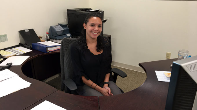 We'd Like To Welcome Victoria To The Rock Brook Team!